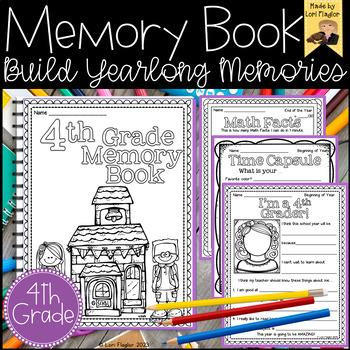 Yearlong Memory Book- 4th Grade Edition
