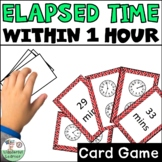 Elapsed Time within One Hour Go Fish Review Game