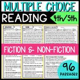 **Multiple Choice Reading Bundle Fiction & Non-Fiction