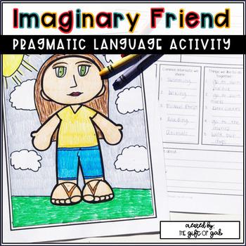Pragmatic Skills Activity | Making Friends Activity