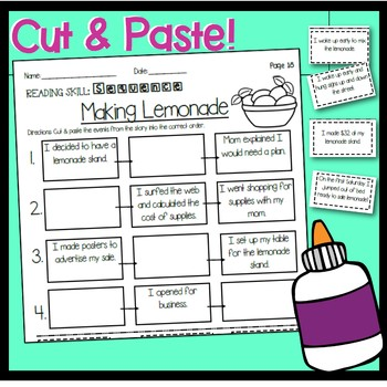 *NEW!* Summer/End of Year Reading Comprehension Packet
