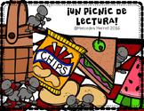 ¡Un picnic de lectura! Grados 1-2