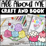 All About Me Ice Cream Craft for Back to School