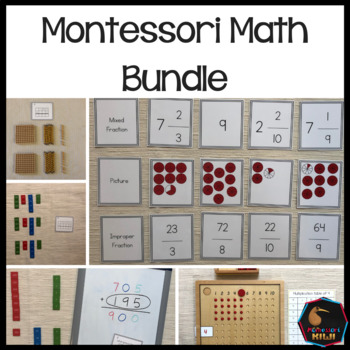 Montessori Math Bundle