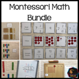 Montessori Math Bundle