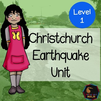 Christchurch Earthquake unit Level 1