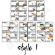 Classroom Decor - Supply Labels with EDITABLE Templates