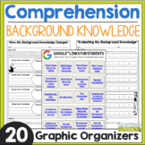 Reading Comprehension: Background Knowledge - Distance Lea
