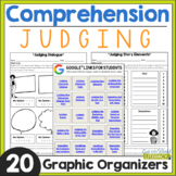 Reading Comprehension: Judging - Distance Learning Ready!