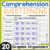 Reading Comprehension: Questioning - Distance Learning Ready!