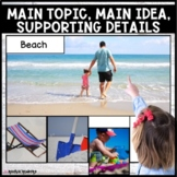 Main Topic, Main Idea, and Key Details