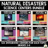 50% off for 1st 48 Hours Natural Disasters Science Centers Bundle