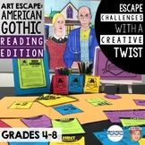 "Art Escape: Grant Wood ""American Gothic"" (Reading Edition)"