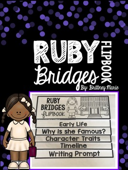 Ruby Bridges Flipbook