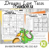 Dragons Love Tacos Sudoku Book Companion