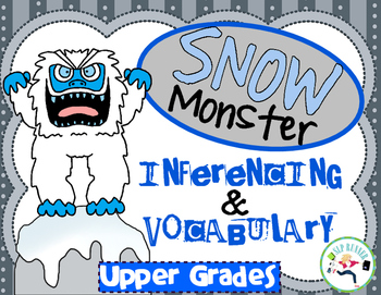 Yeti Inferencing & Vocabulary
