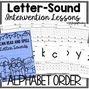 Letter Sound Interventions
