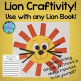 Lion Craft! (Use with any lion book!)