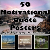 Motivational Quote Posters