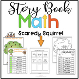 Storybook Math Scaredy Squirrel
