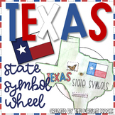 Texas Symbols Craftivity