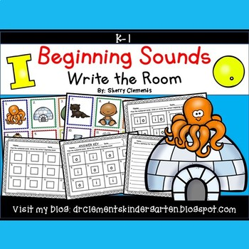 Beginning Sounds I and O