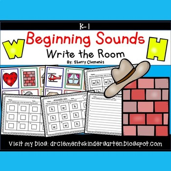 Beginning Sounds W and H