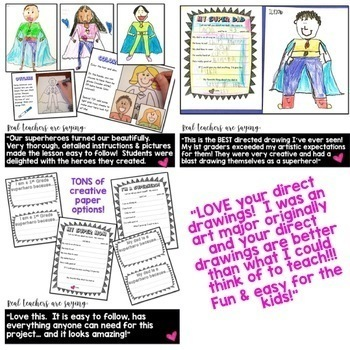 Directed Drawing Bundle! Art / bulletin boards for every season of the year!