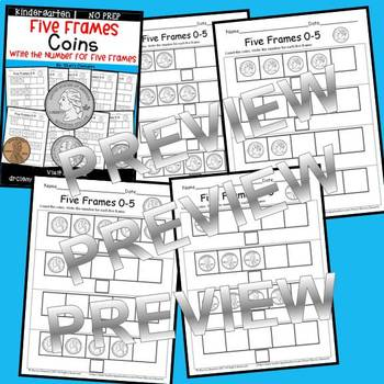Five Frames (Coins)