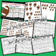 Football Write the Room (Counting Sets 1-20)