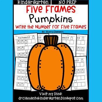 Pumpkins (Five Frames)