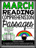 March Reading Comprehension Passages