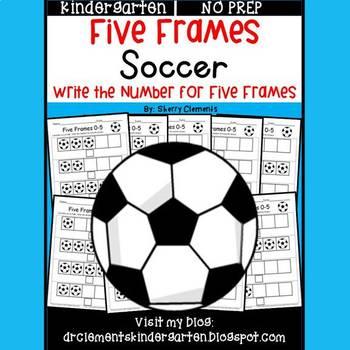 Soccer (Five Frames)