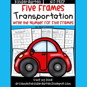 Transportation (Five Frames)