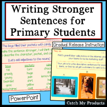 Writing Sentences : Improve Sentence Quality within the Writing Process