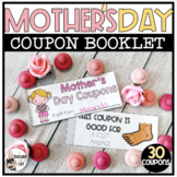 Mother's Day Gift Coupon Book