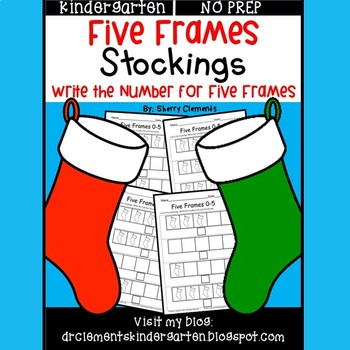 Stockings (Five Frames)