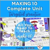 Making 10 || Worksheets, Activities, Games || Distance Learning