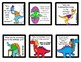 Birthday Calendar Cards with Jokes (Dinosaur Theme)
