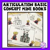 Articulation Sentence Books