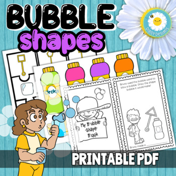 Geometry Centers - Differentiated - Bubble Shapes