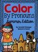 Color By Pronouns for the YEAR {Mega Bundle!}