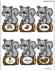 Fall Articulation and Language Activity Squirrel