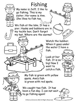 Fishing Read and Write