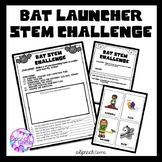 Halloween STEM Activity:  Bat Launchers