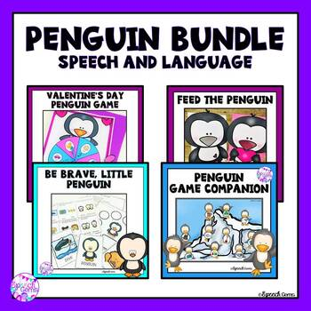 Penguin Articulation and Language BUNDLE