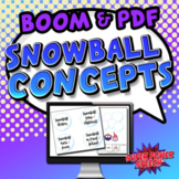 Snowball Basic Concepts (BOOM & Interactive Books)