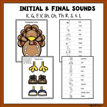 Thanksgiving Articulation Turkey Craft
