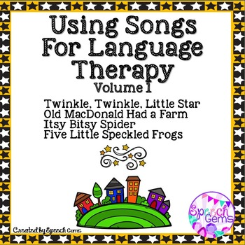 Using Songs for Language Developement