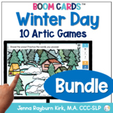 Winter Day Articulation BOOM Cards™️ BUNDLE
